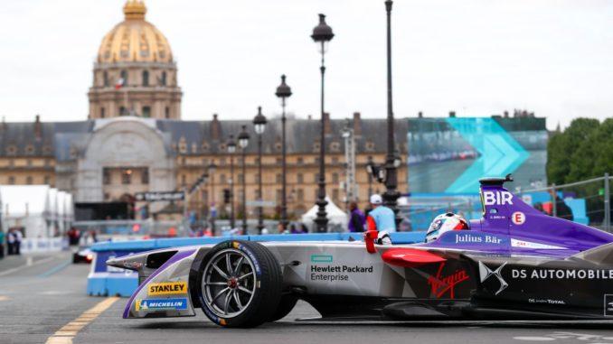 DS Virgin Racing Parigi