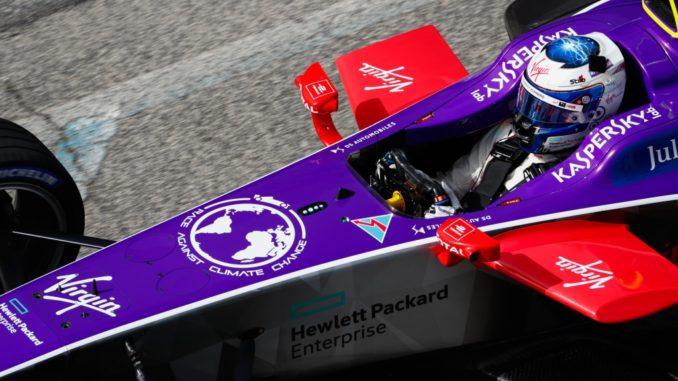 DS Roma ePrix