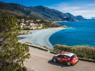 Citroen Tour de Corse