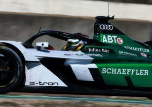 Audi test Calafat