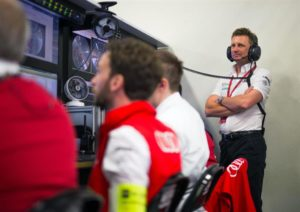 Team Audi Formula E Roma ePrix