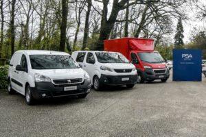 PSA veicoli commerciali