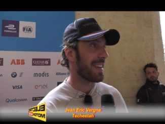 Vergne Paris ePrix