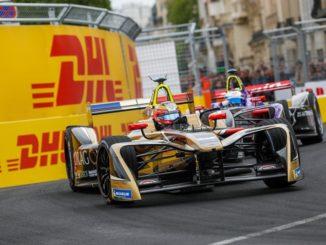Formula E Parigi