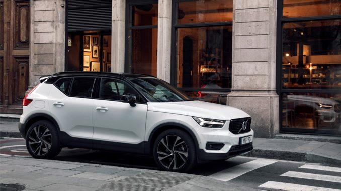 Volvo record vendite