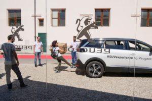 Peugeot SUV Experience