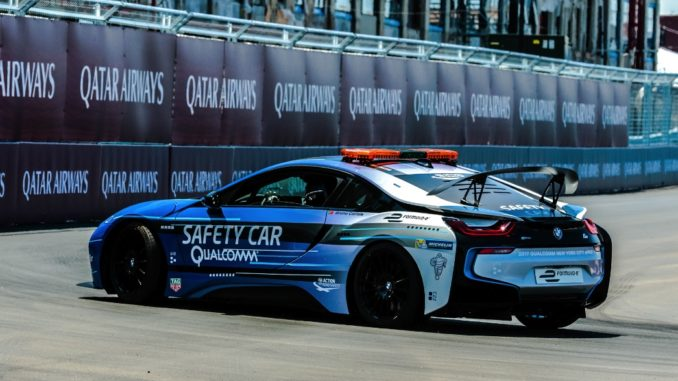 Qualcomm Safety Car