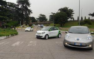 Raduno romano auto elettriche