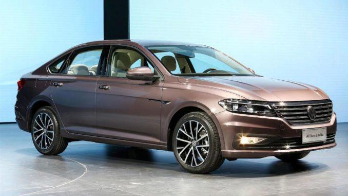 Volklswagen China Auto Show