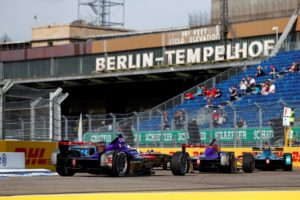 DS Virgin Racing Berlin ePrix 2018