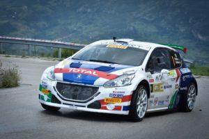 Peugeot Rally Isola d'Elba 2018