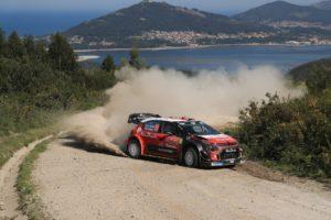 Citroen Rally Portogallo 2018