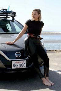 Nissan e Margot Robbie