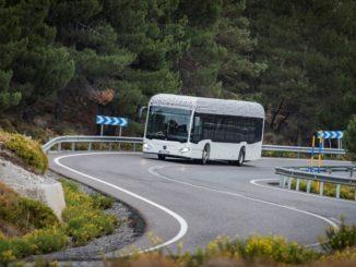 Bus Citaro Elettrico