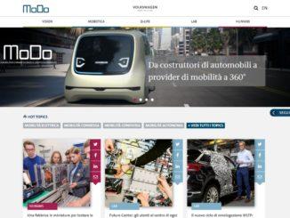 MoDo Volkswagen Group Italia