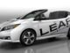 Nissan Leaf Open Air