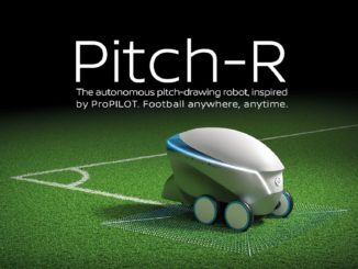 robot Pitch-R di Nissan