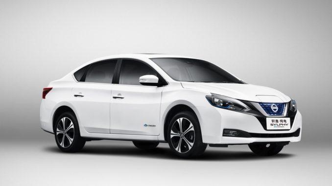 Nissan Salone Pechino 2018