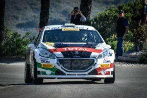 Peugeot Rally d'Elba 2018