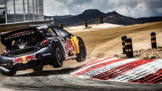 Formula E come Rallycross