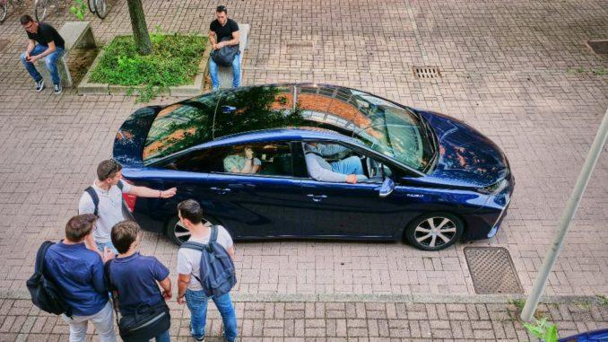Toyota Politecnico Milano