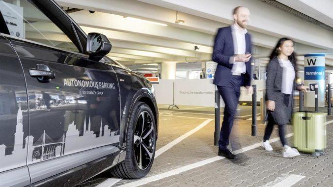 Volkswagen Parking