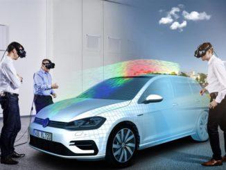 Volkswagen realtà virtuale