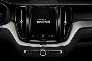 Volvo e Google