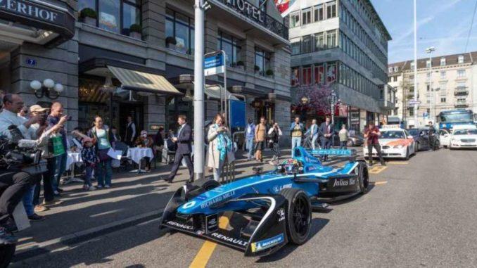 Zurich ePrix Formula E