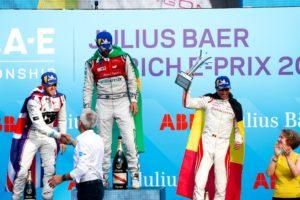 DS Virgin Racing Zurigo ePrix 2018