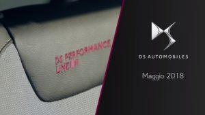 DS Automobiles Maggio 18
