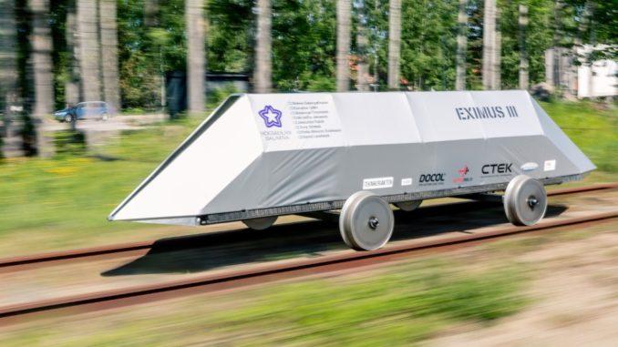 Treno elettrico Eximus III