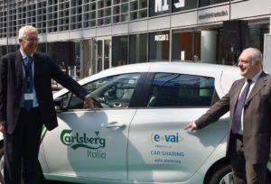 Carlsberg ed E-Vai