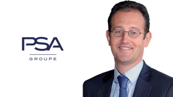 Groupe PSA Philippe De Rovira