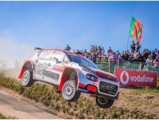Citroen Rally Italia Sardegna
