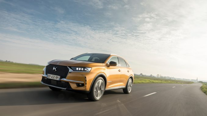 DS7 Crossback Focal