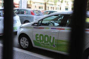 Eppy Car Sharing Latina