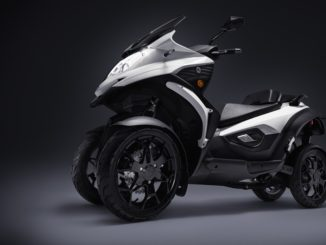 Evway Quadro Electric Vehicles