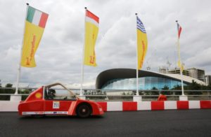 Shell Eco Marathon Europe 2018