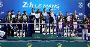 Toyota Le Mans 2018