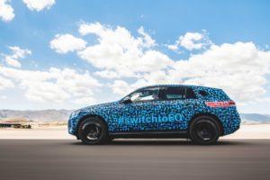 Test Mercedes-Benz EQC