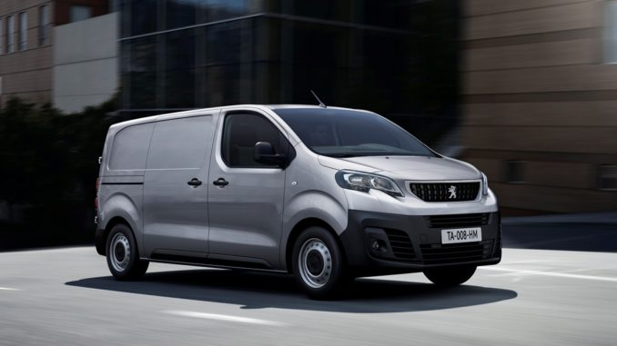 Peugeot Expert Limited Edition
