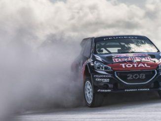 Rallycross elettrico