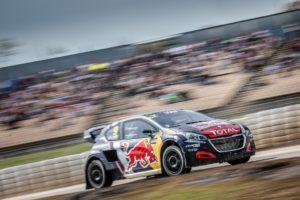 Peugeot Rallycross