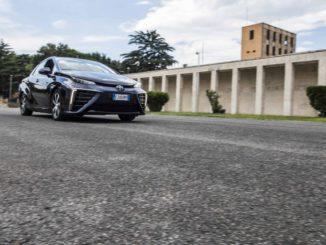 Toyota Mirai VVFF