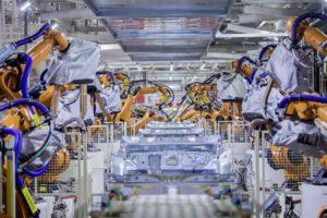 Volkswagen mega-fabbrica Foshan