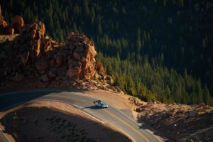 Volkswagen I.D. R Pikes Peak ricarica