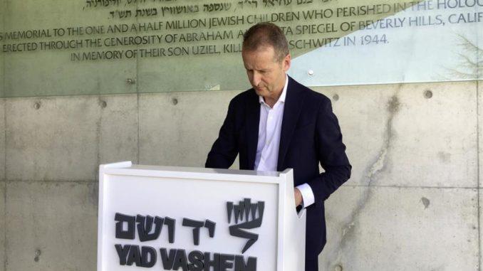 Volkswagen Diess Israele