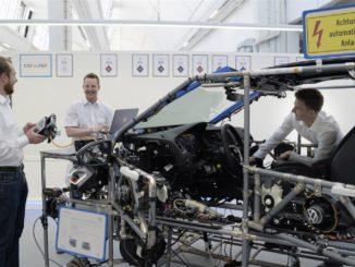 Volkswagen offensiva elettrica