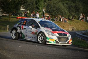 Peugeot Rally Roma Capitale